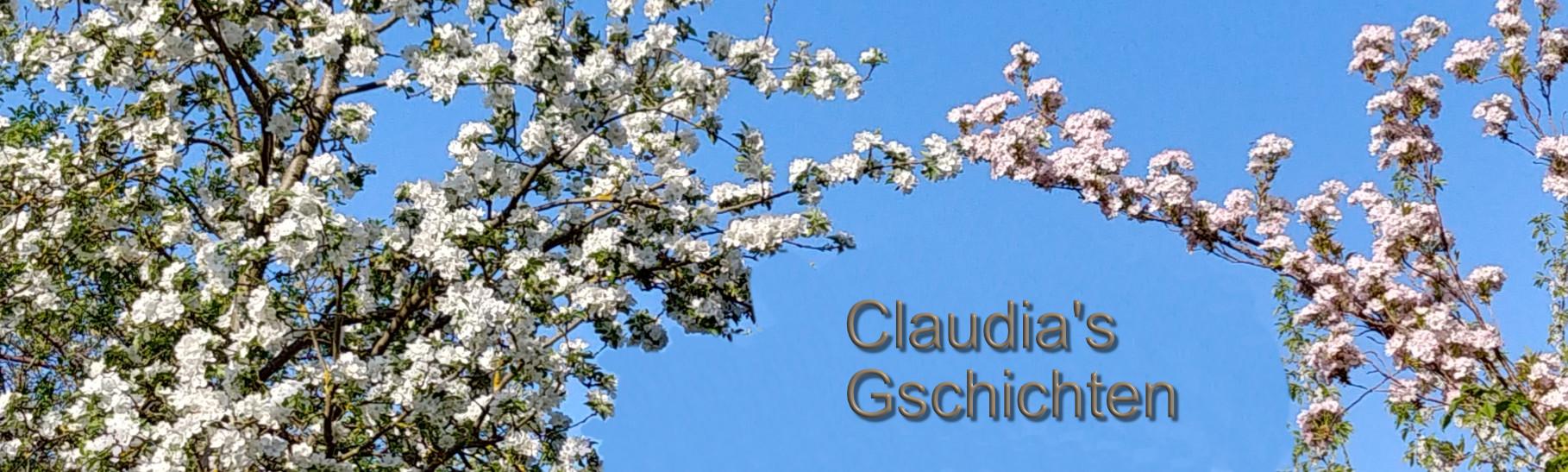 Logo Claudia's Gschichten